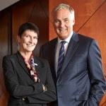 Anne Eiting Klamar takes over as Midmark chair, John Baumann appointed president, CEO