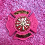 Union City police, fire departments wear pink for Breast Cancer Awareness Month