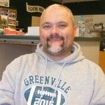 Coach Shaffer to lead Greenville homecoming parade