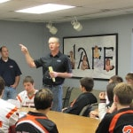 Darke County students visit local companies for Manufacturing Day