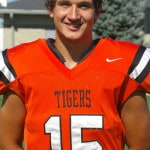 Versailles football player Collin Peters named 1st team all-MAC