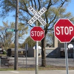 Stop signs go up at 'passive' railroad crossings across Ohio