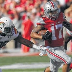 Ohio State's Jalin Marshall finds comfort level as returner