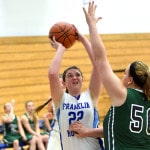 New Franklin Monroe girls basketball coach Abbey Moore inherits young team
