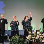 Gospel Sing to be held at Memorial Hall