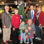 Fish Mitten Tree collection begins at Montage Cafe