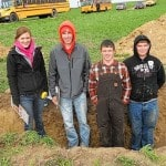 Versailles FFA in soil judging