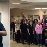 Greenville Federal gives to the Cancer Association of Darke County