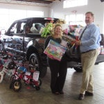 Operation Christmas Cheer Toy Drive successful at Knapp's