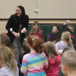A 'snowball fight' for literacy