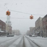 Darke County sees first significant snowfall of the season