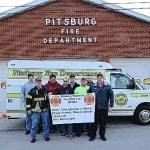 Fundraiser planned for Pitsburg Fire Department