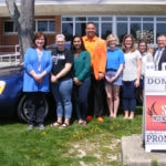 After-prom-goers have a chance to win car