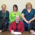 Commissioners declare 'Community Action Month'