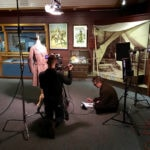 'Mysteries at the Museum' films at Garst Museum