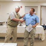 Employees honored for milestones