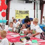 Kids learn about farm safety