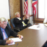 Public questions county tax plan