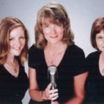 Vocal trio to sing at First Assembly