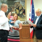 Myers promoted to fire captain