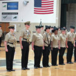 NJROTC has 21st annual Pass in Review