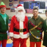 Tri-Village School adopts 11 families for the Christmas