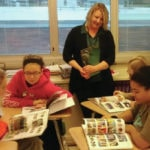 Yearbook class learns many skills