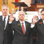 Huffman sworn in to Ohio House