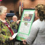 Community congratulates Linda Moody for 50 years of service