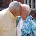 Jim, Lucille Deeter visit Greenville church where they were wed nearly 70 years ago