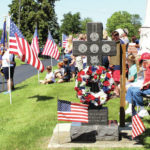 Memorial Day services conducted in Versailles