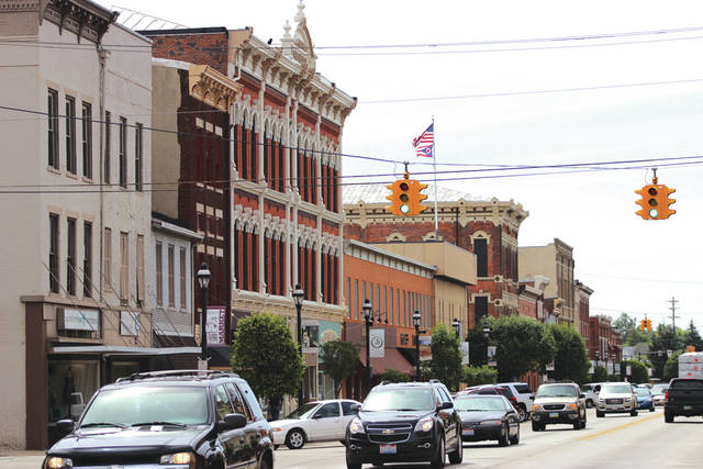Greenville City Council heard Tuesday a proposal from a Columbus consultant group to establish Downtown Redevelopment Districts as a way to finance improvements for the downtown area.