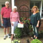 Greenville residents receive garden awards