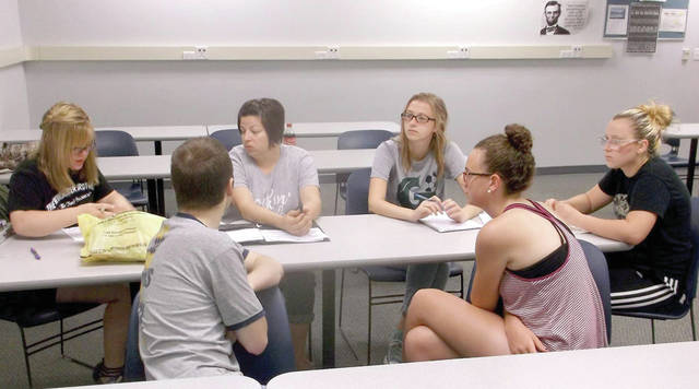 Edison Fundamentals of Communication students will be making a presentation to the public about literacy at the Greenville Public Library Thursday, July 27, at 6 p.m.