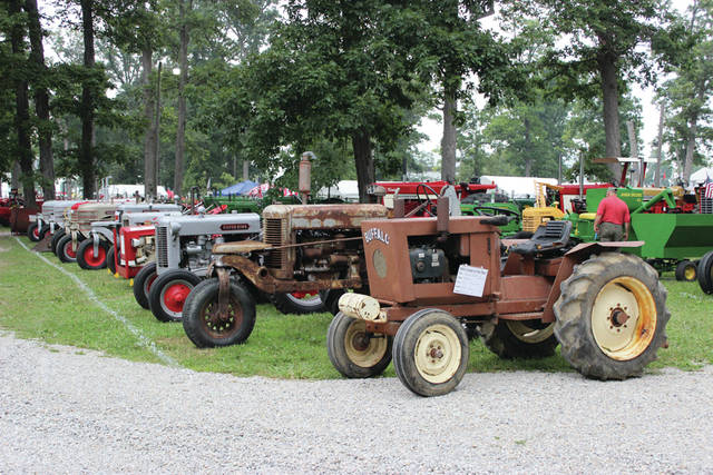 Greenville Farm Power of the Past's 18th annual reunion features hundreds of pieces of farm equipment, old and new. The show runs July 6 to 9 at the Darke County Fairgrounds.