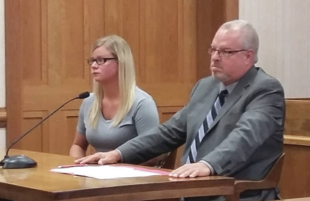 Rachael D. Guillerman of Arcanum was charged with pandering obscenity involving a minor, a second-degree felony, in Darke County Common Pleas Court on Friday. Her next appearance will be July 31.