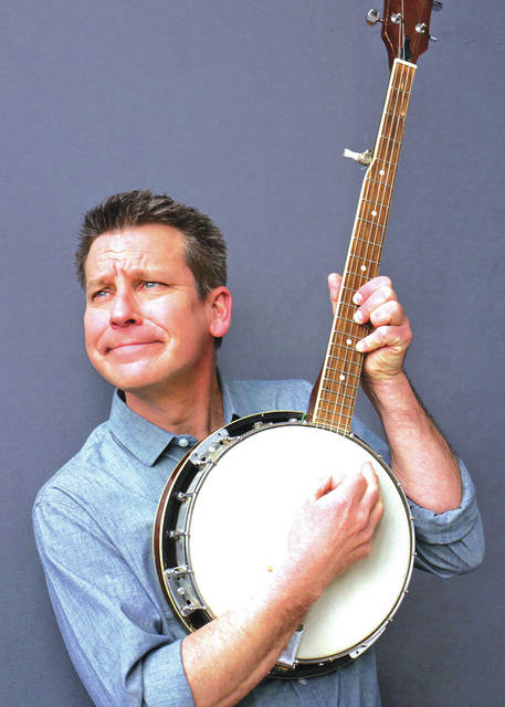 """Jim Gill will perform at Greenville Public Library's """"Family Fun Day"""" Wednesday, July 19, at 11 a.m."""