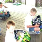 Darke County Chapter of Farm Safety for Just Kids hosted Progressive AG Safety Day
