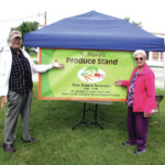 North Star's St. Maria's Community Farm helps out