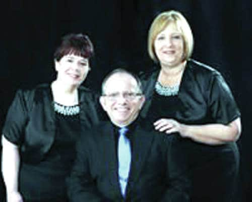 The Victory Trio, George and Sharon McCorkle with Joyce Lane Pratt will appear in concert, Sunday July 16, at Triumphant Christian Center, in Greenville. The concert begins at 6 p.m. The church is located at 1129 South Towne Court.