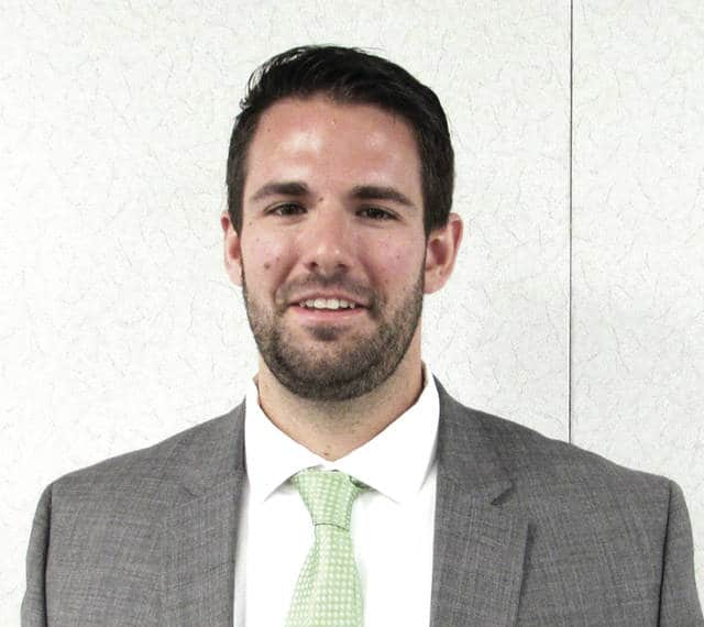 """Eric Von Sas has resigned as Greenville High School Band Director and has accepted a position in Annapolis, Maryland, allowing he and his fiance Chelsea to be closer to their families. Von Sas said he has been very fortunate to live and work in this community. """"I wish the best of luck to the person that takes over the position. They are getting something really special,"""" he said."""