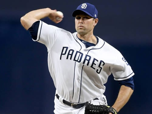 Craig Stammen will return to Ohio as a member of the San Diego Padres for a four-game series in Cincinnati that begins Monday and concludes on Thursday.