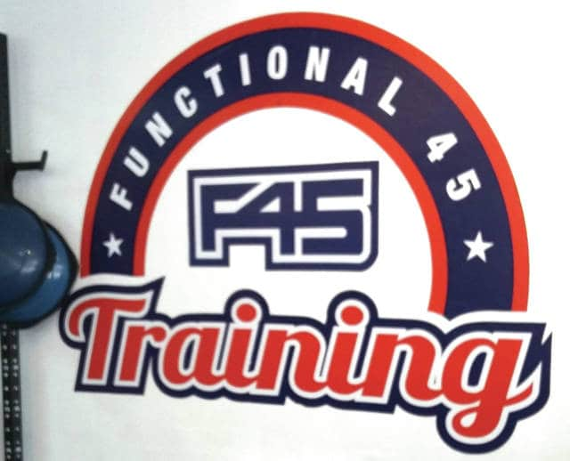 F45 Training Greenville opened in October 2016.