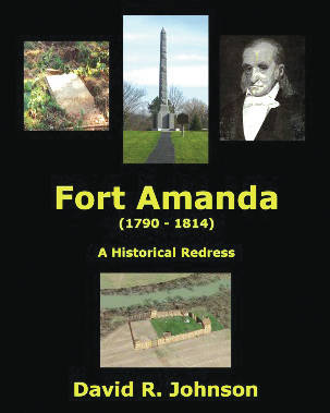 """The author of """"Fort Amanda - A Historical Redress (1790-1814)"""" will be at Readmore's Hallmark Store in Greenville October 21 from 11 a.m. to 1 p.m. to discuss and sign copies of his book."""