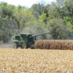 Despite challenges, Darke County farmers report better than expected yield