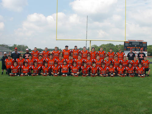 The Ansonia football team has made the Ohio High School Athletic Association playoffs for the first time since 2010. The Tigers will play Crestview in the regional quarterfinals at 7:30 p.m. Friday at Convoy.
