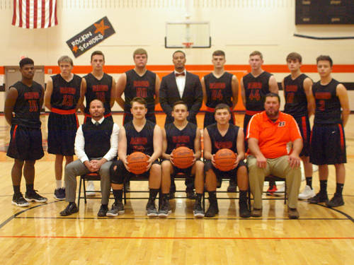 The Bradford boys basketball team will be led by first-year varsity head coach Dante Dunston.