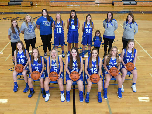 Franklin Monroe remains a young team but gained a lot of valuable experience last season.
