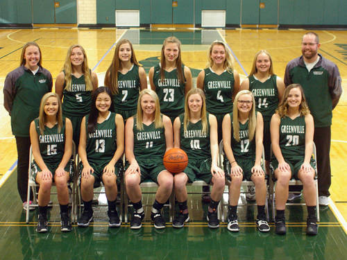 Greenville's girls basketball team is looking to take another step forward this season after winning nine games a year ago.