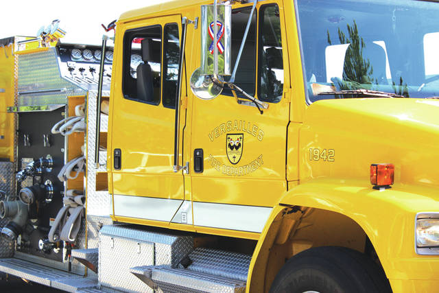 The failure of Issue 3 at the voting booth will force many of Darke County's emergency agencies, such as Versailles Fire, to find funding to pay for upgrades to the MARCS radio system in the near future.